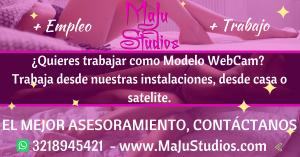 Trabajar como modelo webcam desde casa o satelite Manizales villamaria