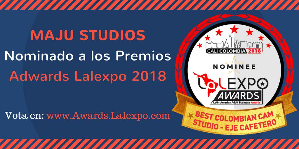 MAJU STUDIOS NOMINADO A LOS ADWARDS LALEXPO 2018