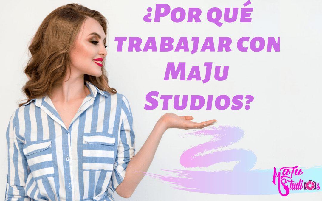 Trabajar como modelo webcam con Maju Studios