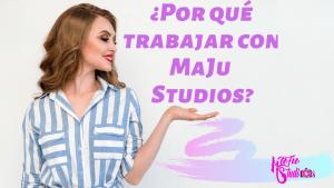 trabajar con maju studios como modelo webcam