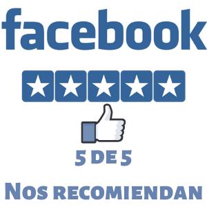 Opiniones y Recomendaciones en Facebook de MaJu Studios