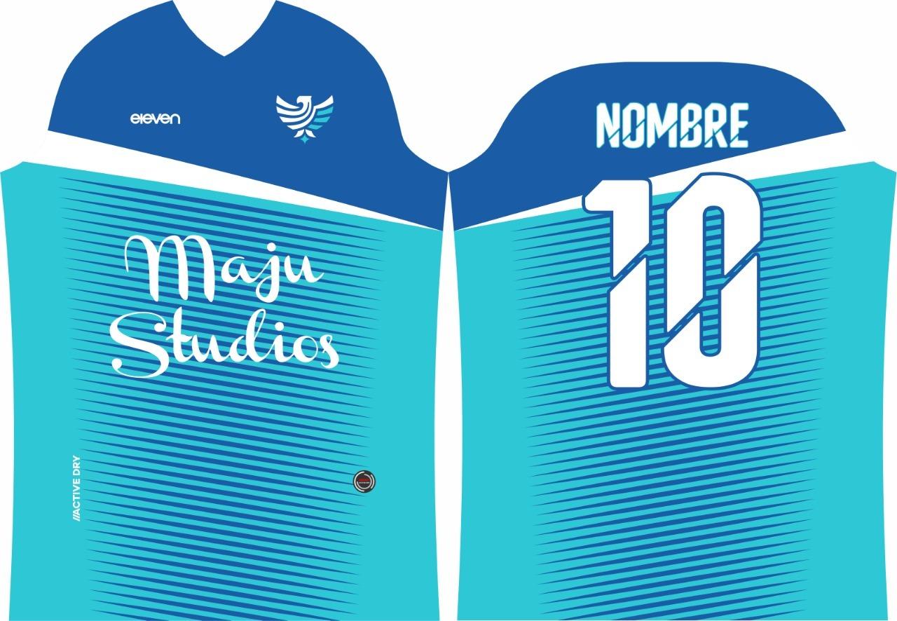 MaJu Studios Patrocinador del Fútbol Aficionado en Manizales