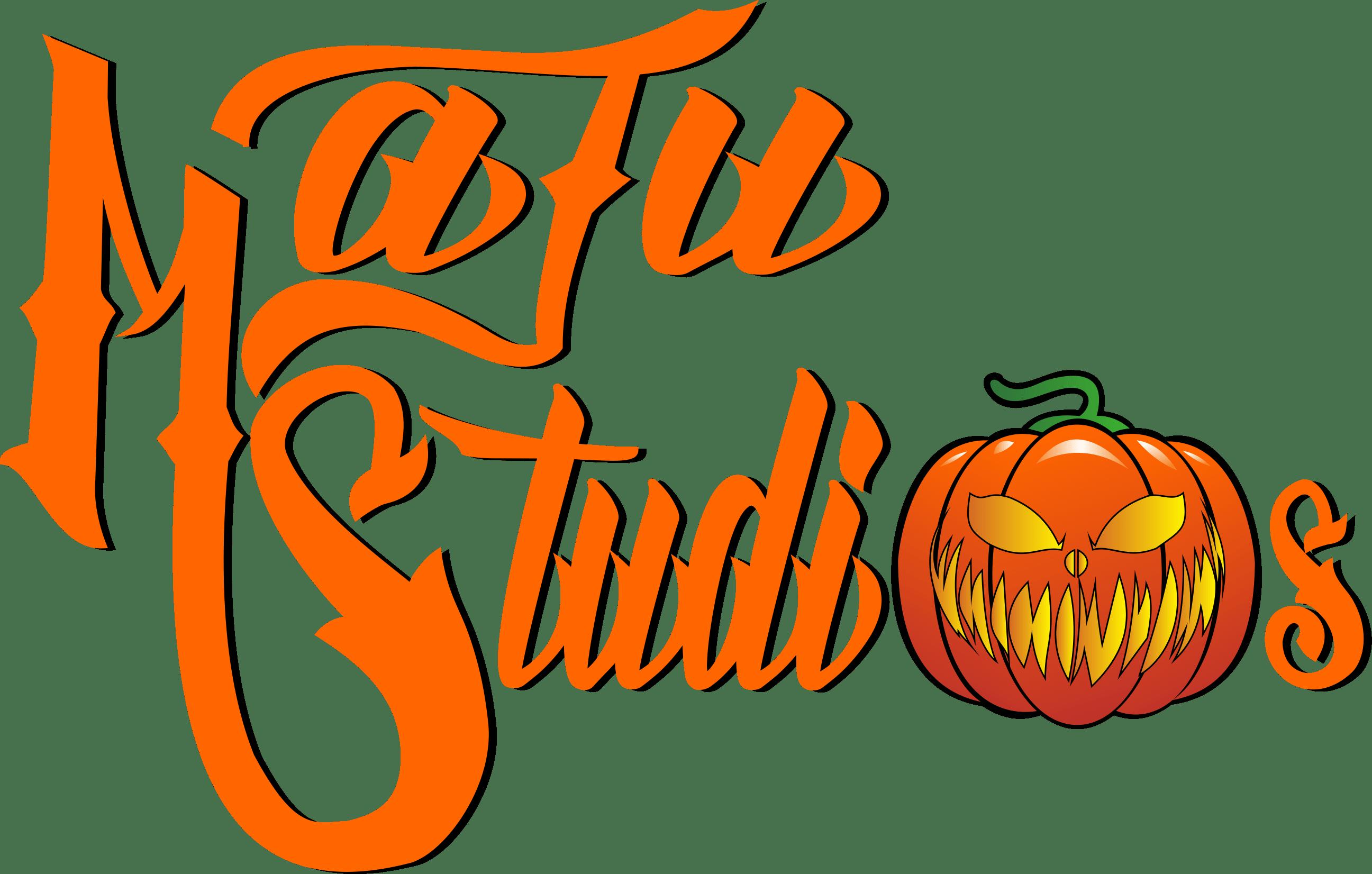 Logo MaJu Studios 2018 Halloween By Federico Duque