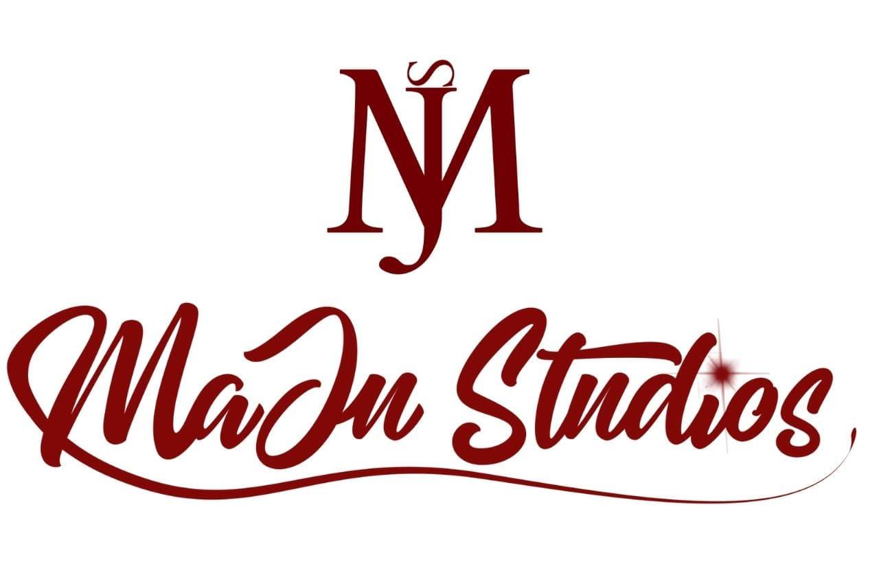 Logo MaJu Studios 2020 Tapiz
