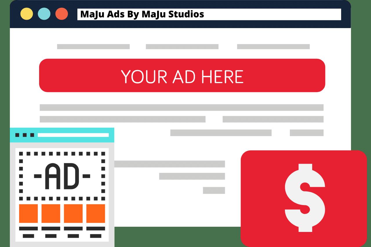 MaJu Ads By MaJu Studios