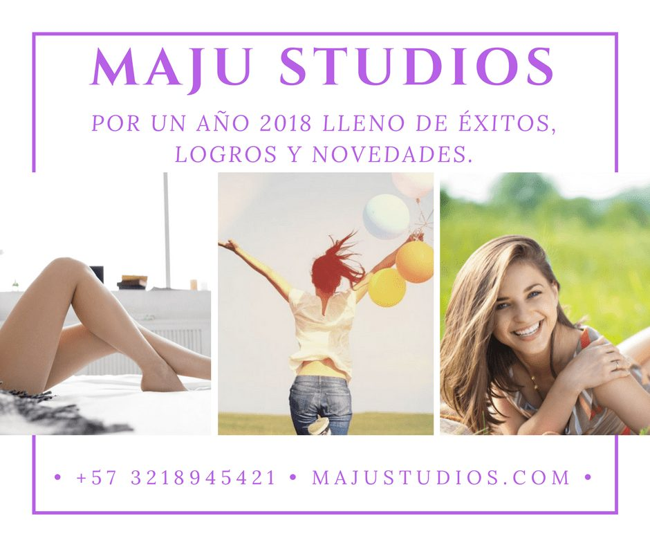 Por un año 2018 lleno de exitos logros y novedades Maju Studios