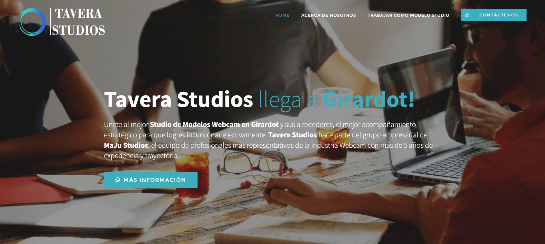 Tavera Studios llega a Girardot Socios de MaJu Studios