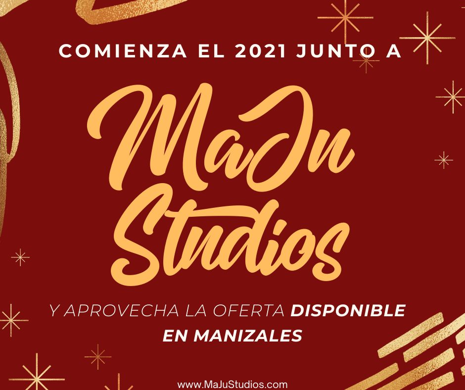 Comienza el 2021 junto a MaJu Studios