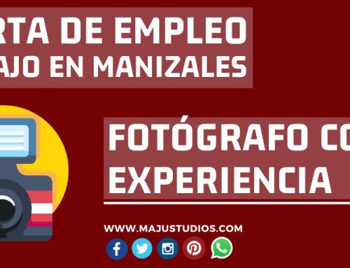 Fotógrafo en Manizales MaJu Studios
