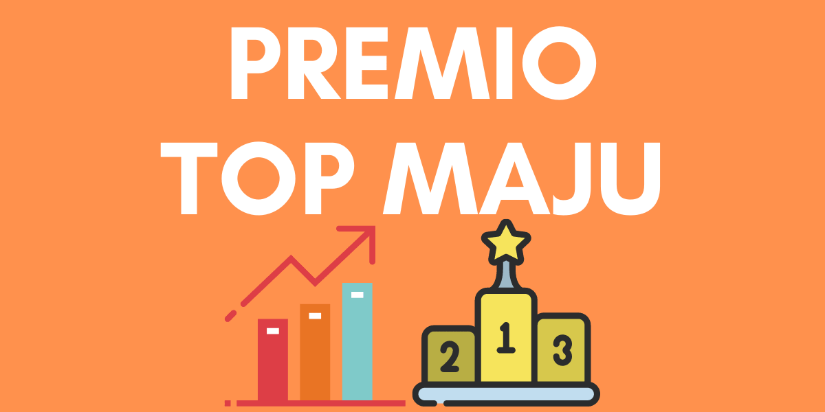 Premio Top MaJu - Maju Studios Manizales
