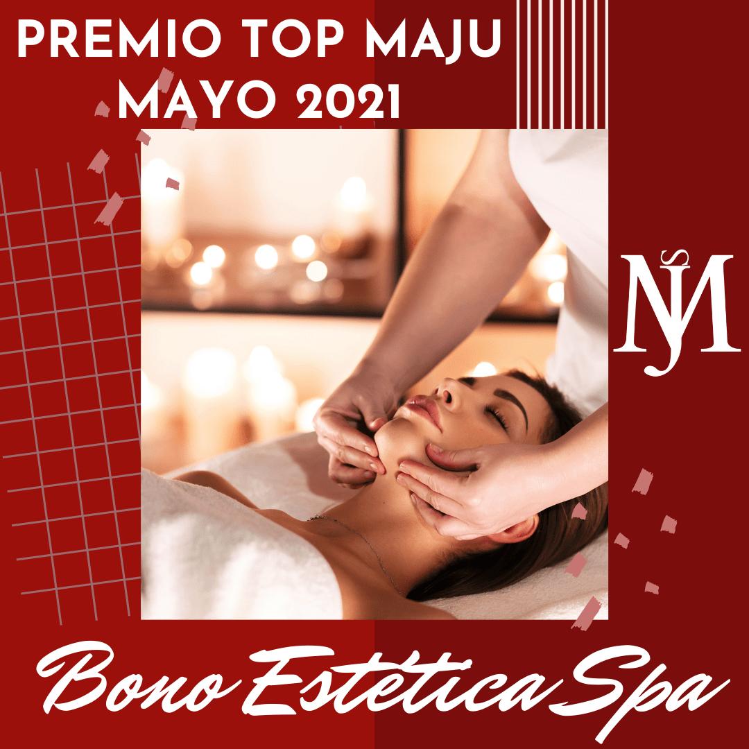 PREMIO TOP MAJU MAYO 2021 - Premios MaJu Studios
