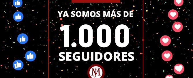 Ya somos mas de 1000 seguidores enn Facebook - MaJu Studios Manizales