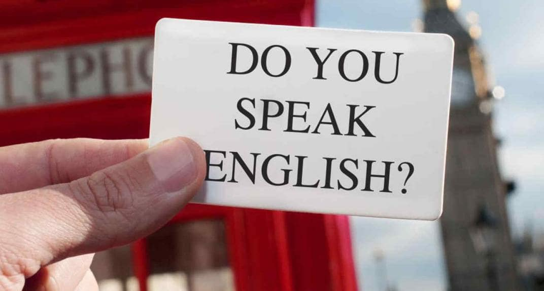 Do you speak english - MaJu English Class